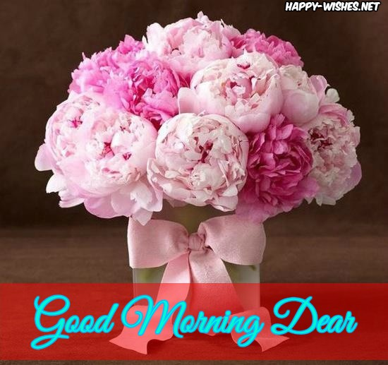 16 Good Morning Dear Wishes Images