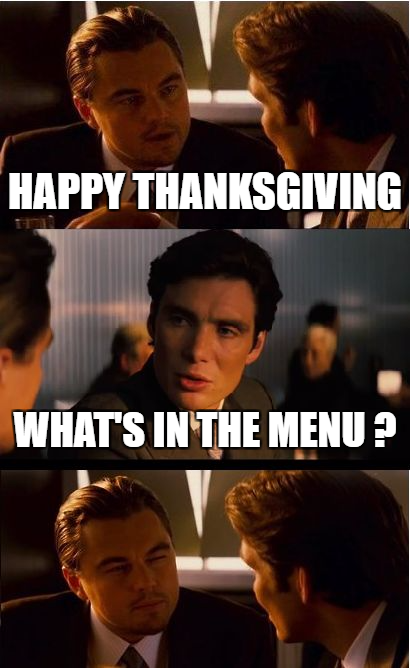happy Thanksgiving meme images