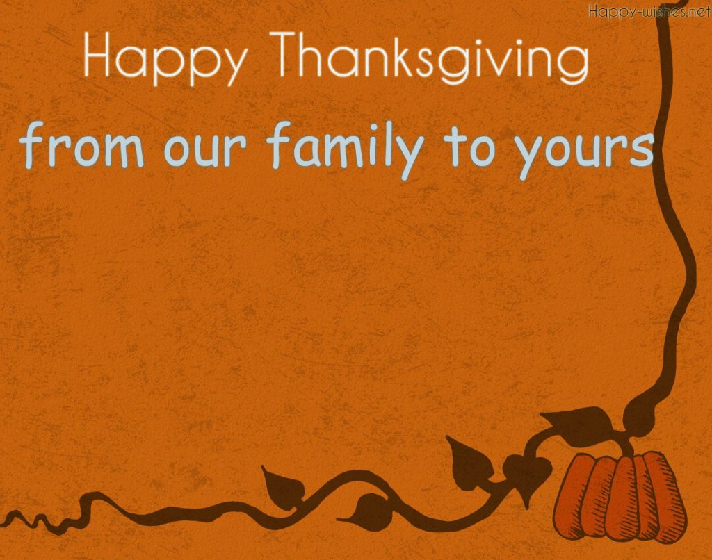 happy thanksgiving from our family to yours best animated images