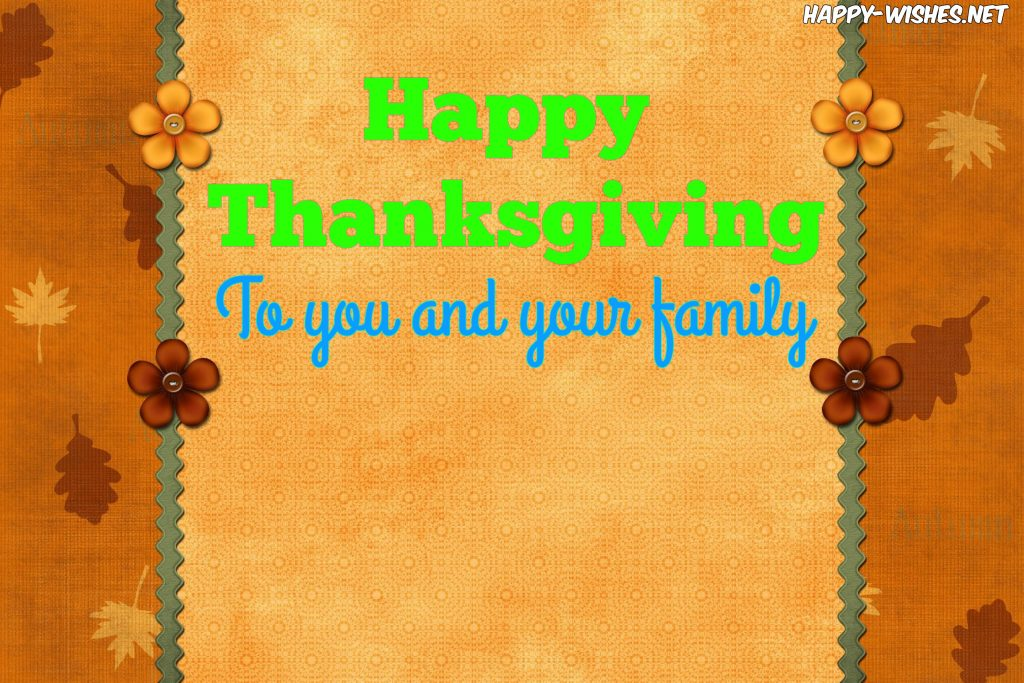 nice background thanksgiving wishes