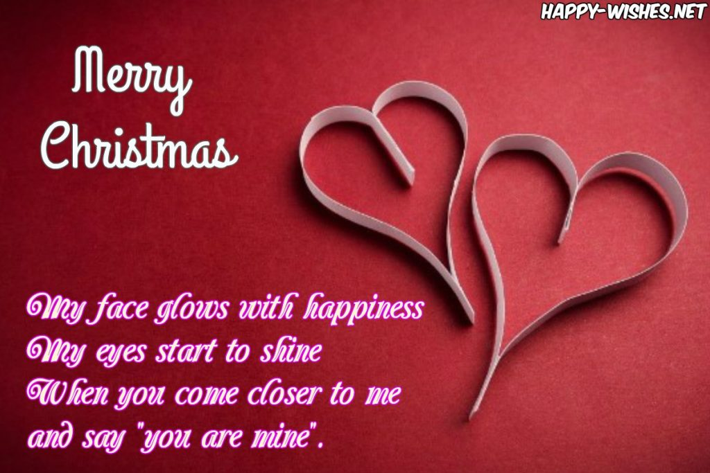 Best Merry Christmas Wishes For Boyfriend
