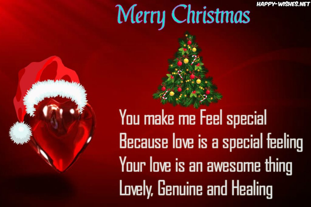 Best Merry Christmas Wishes For Boyfriends
