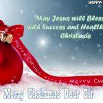 Best Merry Christmas Wishes For The Senior Boss