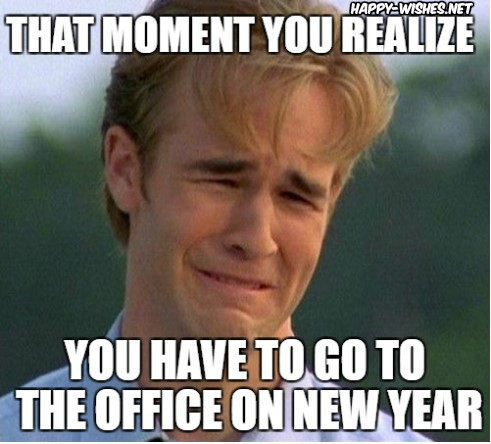 Best New Year memes images
