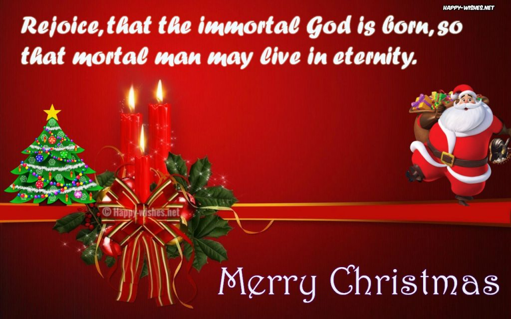 Best Religious quotes on Christmas