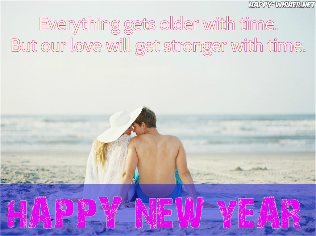 Best new year wishes for the Wife