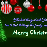 Christmas tree quotes images