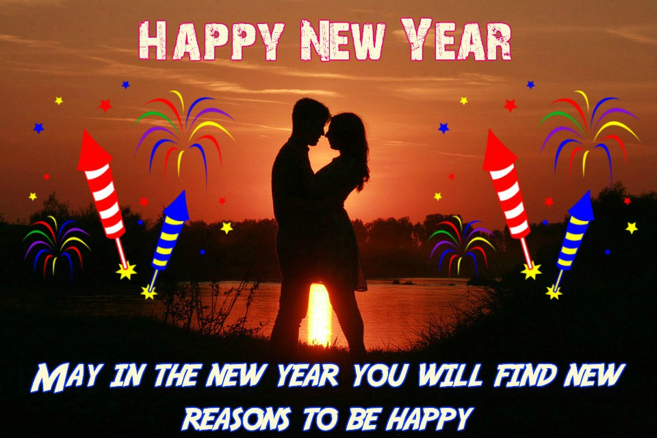 Happy new Year Wishes for the loved one.