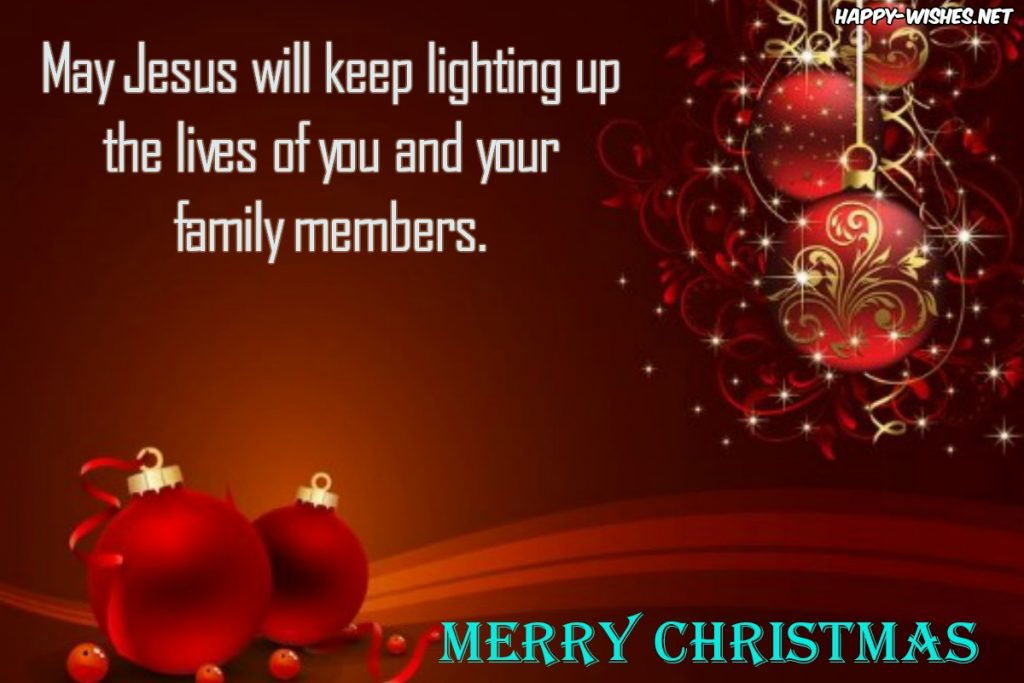 Merry Christmas Images for You and Your Family