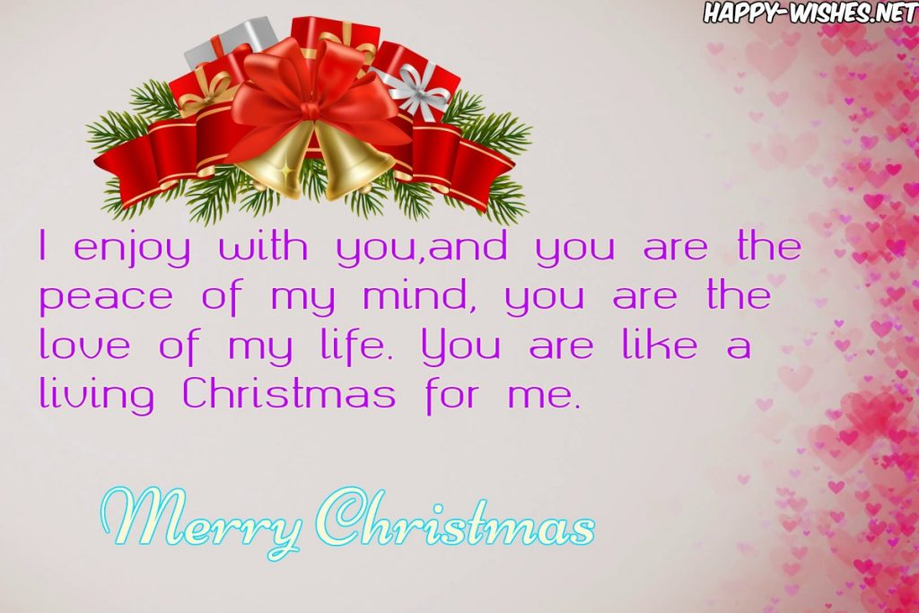 Merry Christmas Messages For the Boyfriend