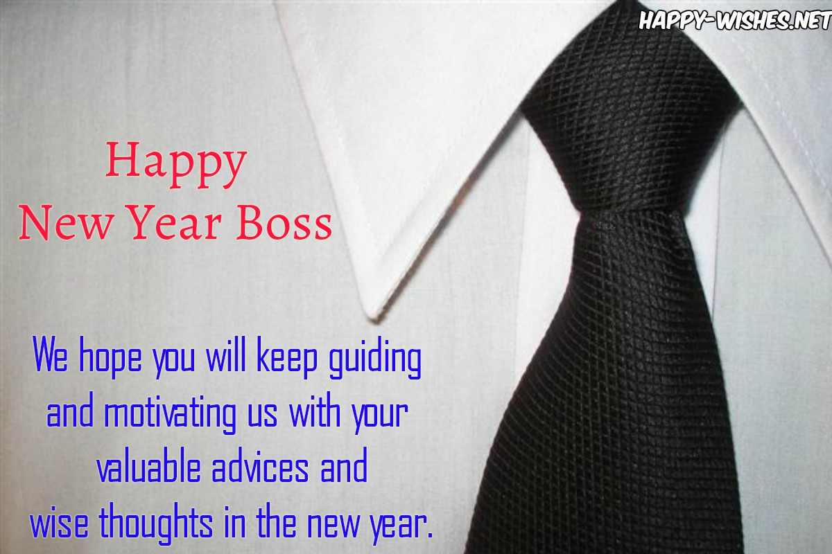 New Wishes for the Boss