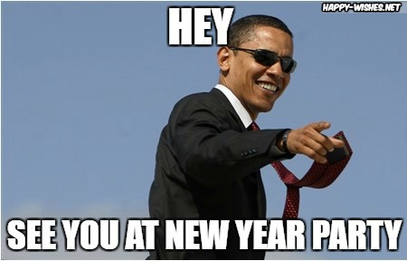 Obama in new party memes