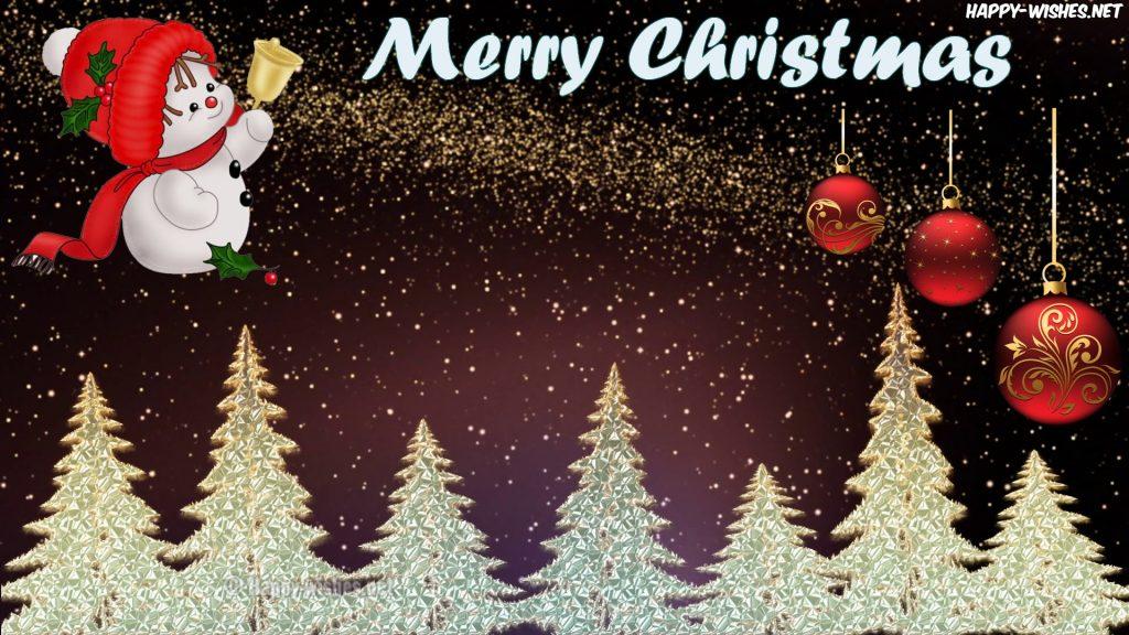 25 Best Merry Christmas Wallpaper