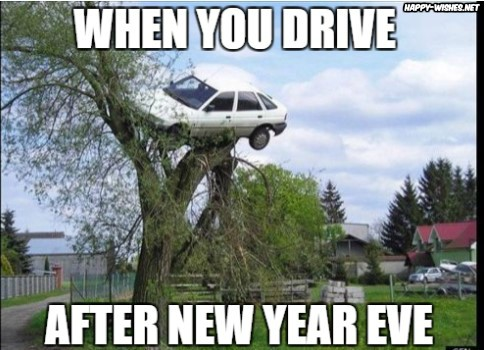 after new year EVE meme