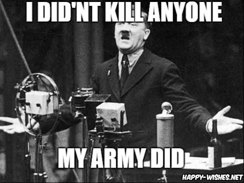 dictator hitler meme
