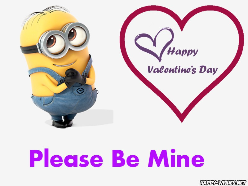 Best Funny Valentine's Day Minion Images