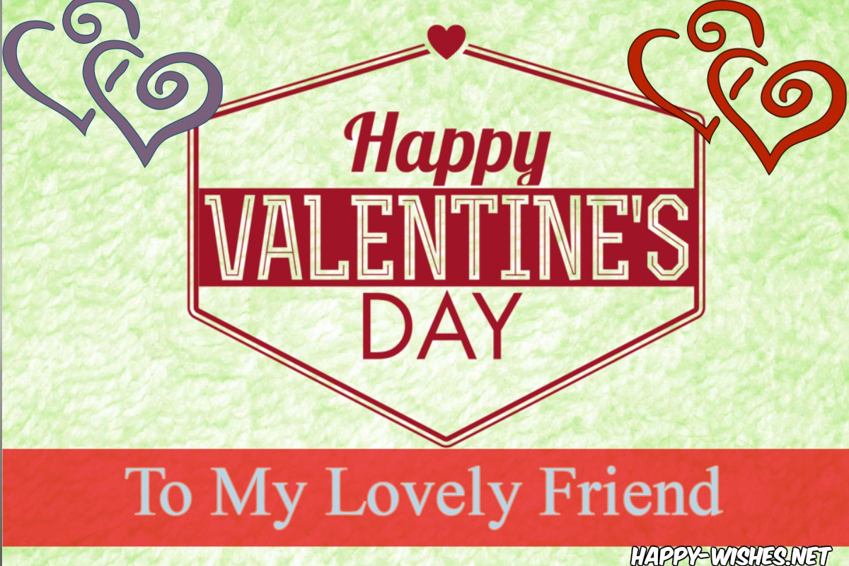 Best images for wishing friends on valentine's day