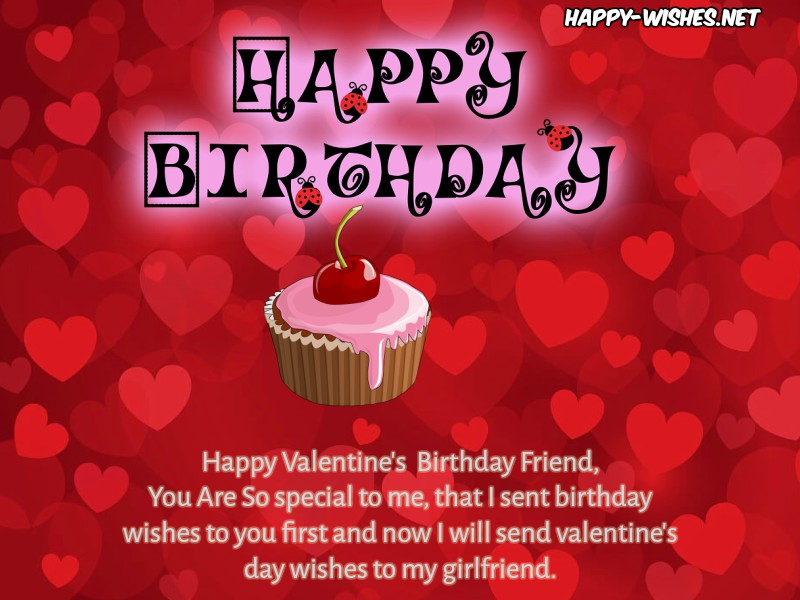 Happy Valentine Birthday Images