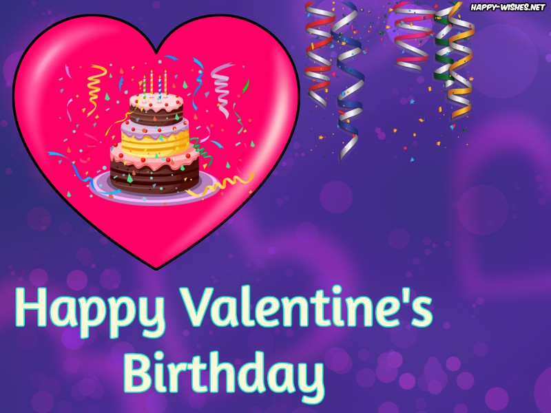 Happy Valentine's Birthday Images