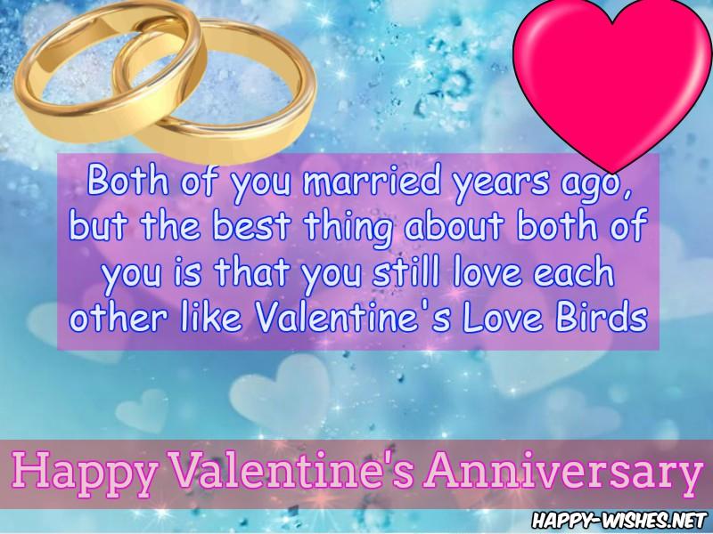 Happy Valentine's Day Anniversary Photos