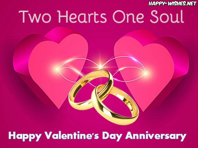 Happy Valentine's Day Anniversary Wishes