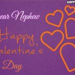 Happy Valentine's Day Dear Dear Nephew