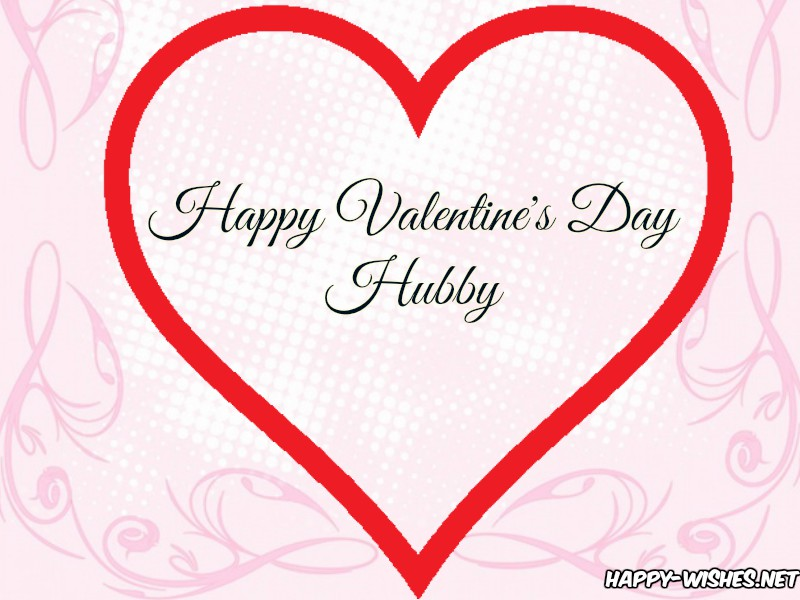 Happy Valentine's Day Hubby Pictures