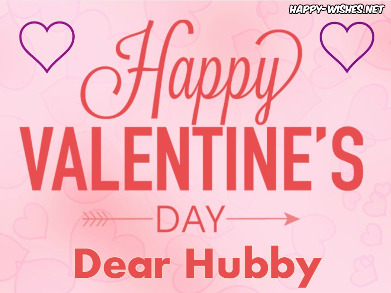 Happy Valentine's Day Images For Dear Hubby