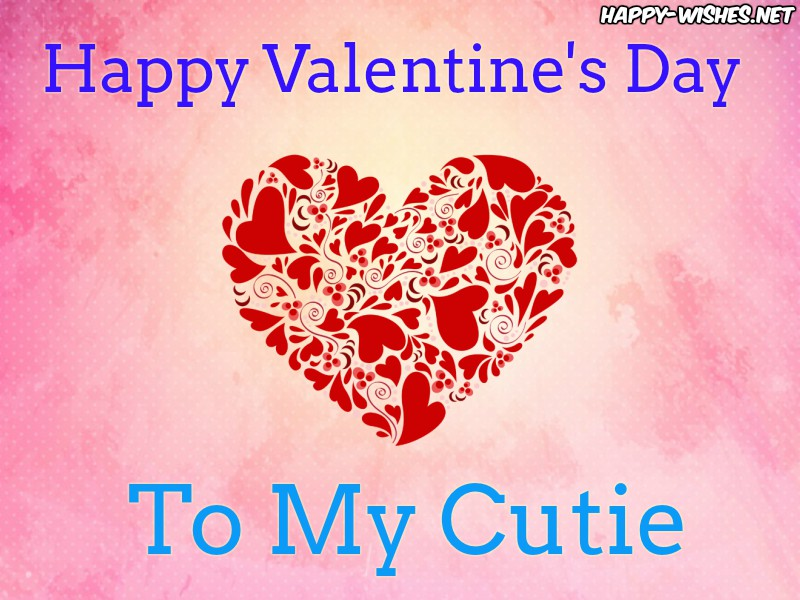 Happy Valentine's Day Images for cute daughter.
