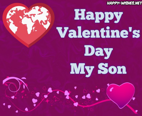 Happy Valentine's Day Pictures For Son
