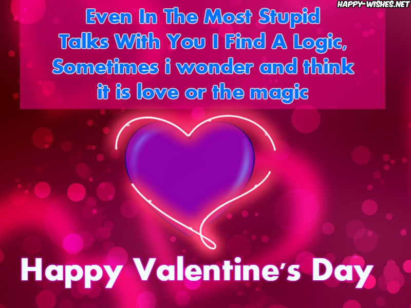 Happy Valentine's Day Quotes For Husband