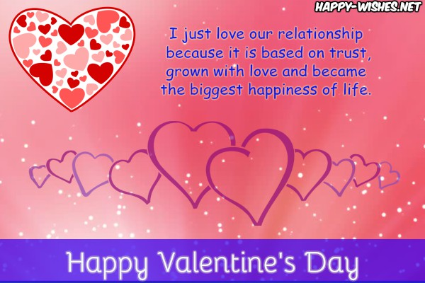 Happy Valentine's Day Wishes For Dear Wife