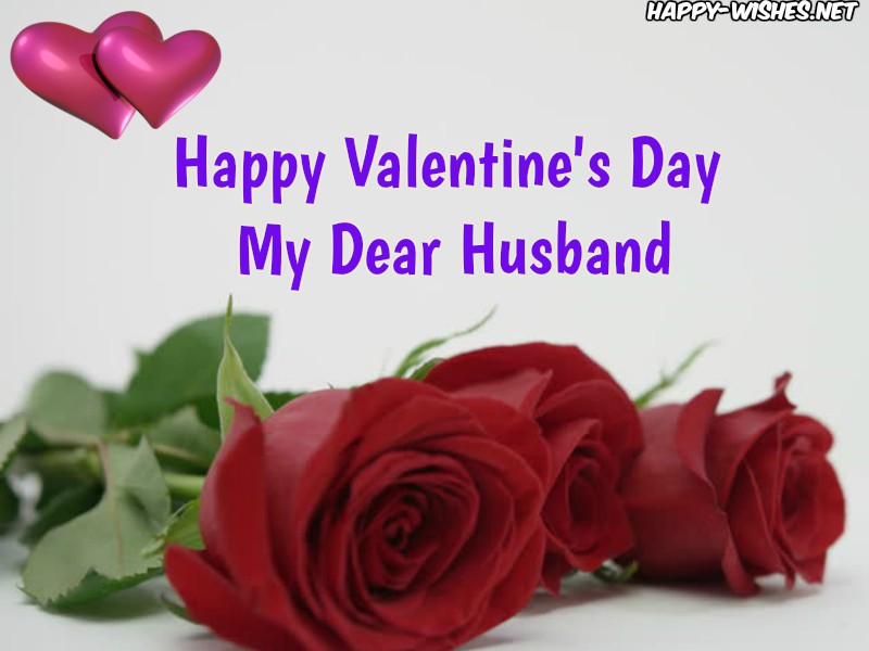 Happy Valentine's Day Wishes For Husband images