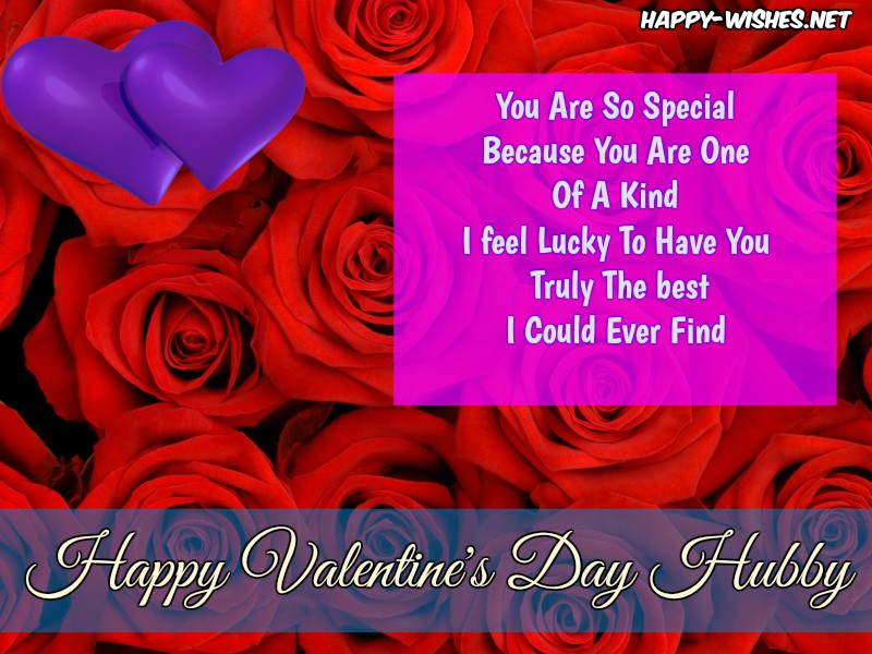 Happy Valentine's Day Wishes For Husband