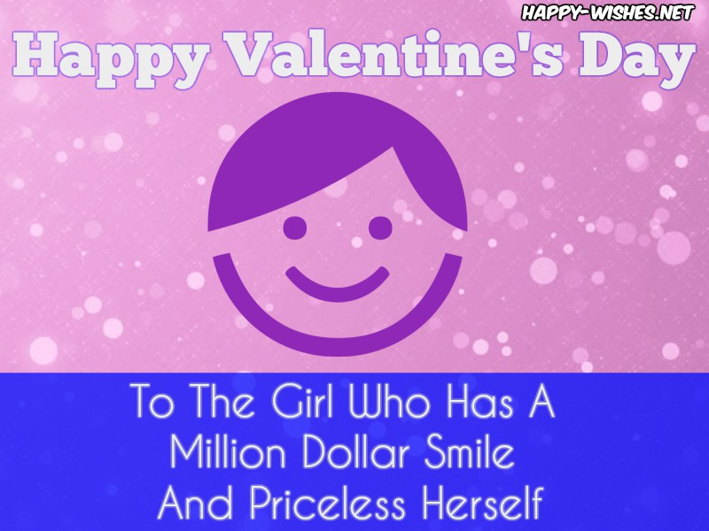 Happy Valentine's Day Wishes For My Granddaughter