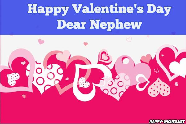 Happy Valentine's Day Wishes For Nephew
