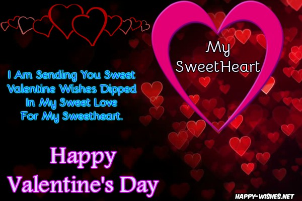 Happy Valentines Day Wishes For Wife - Quotes & images