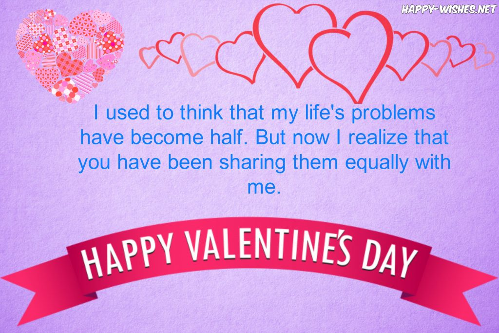 Happy valentine's day wishes for best friends