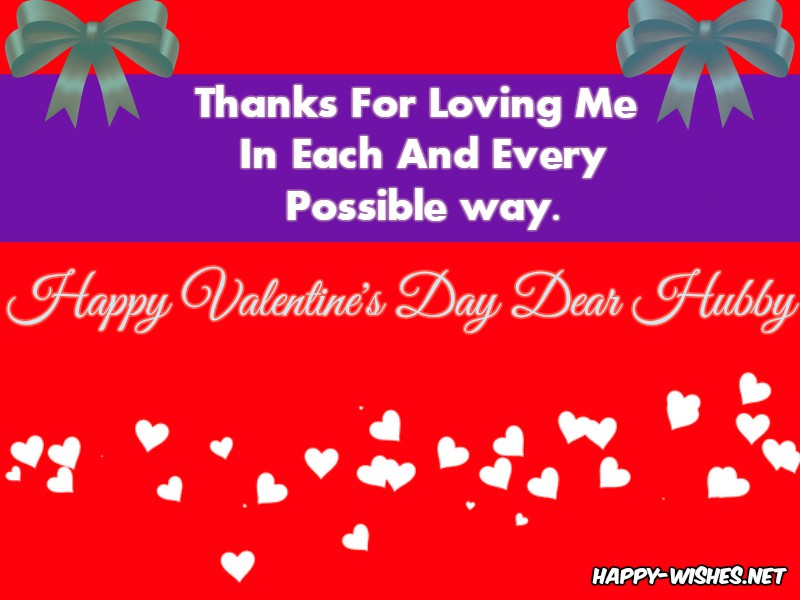 bEST Happy Valentine's Day Wishes for Husband