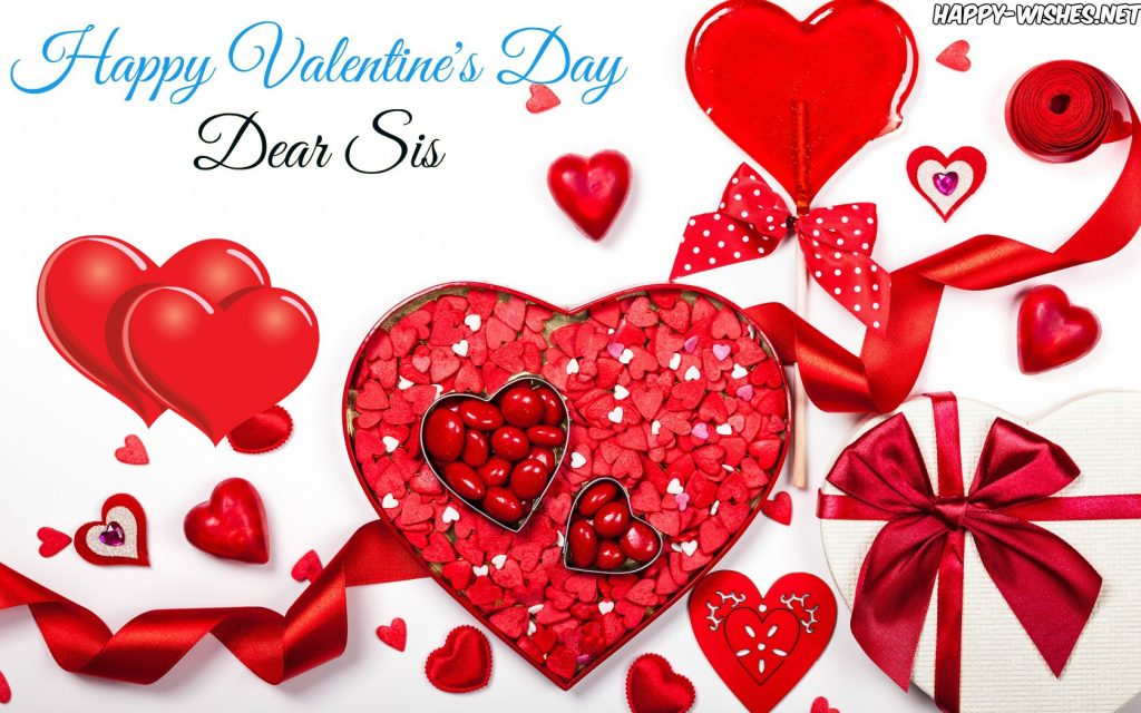 best valentine's day images for sister