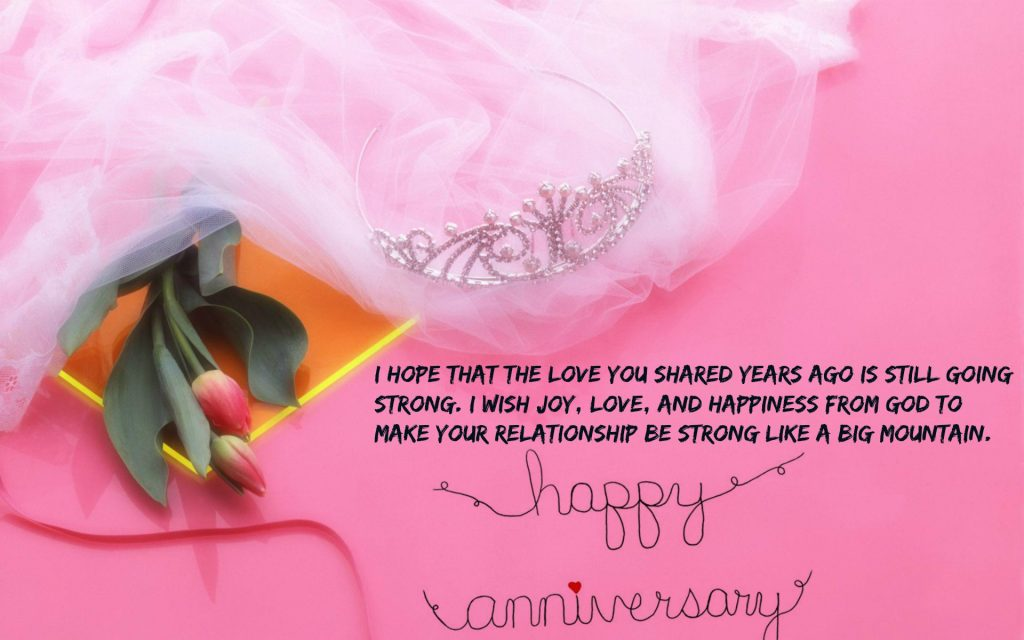 Happy Anniversary Wishes For Mom and Dad