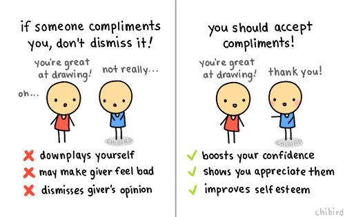 How to Say Thank You When Someone Compliments You