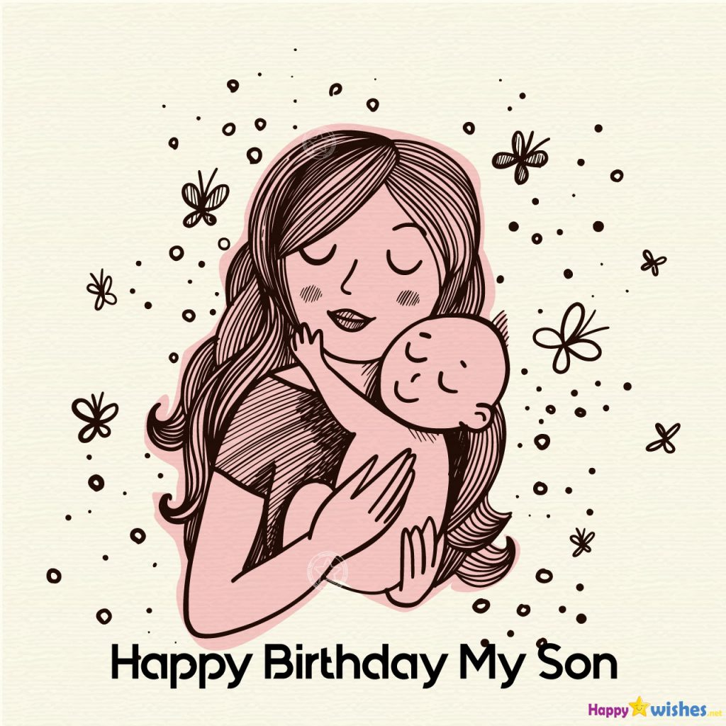 Happy Birthday My Son