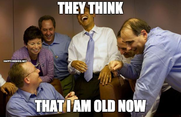 50th birthday meme images