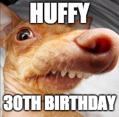 Happy 30th Birthday Funny Memes