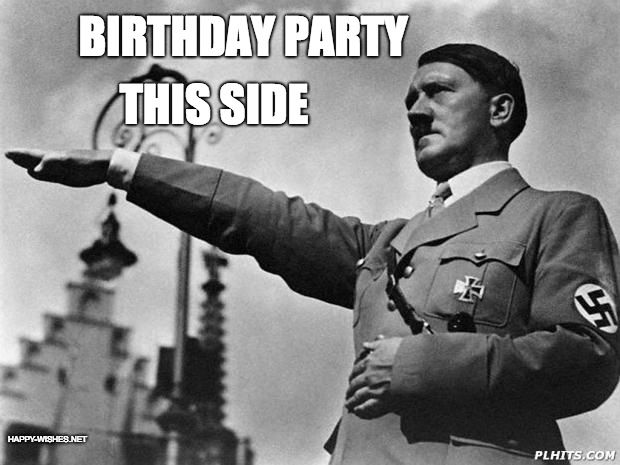 Hitler Birthday meme