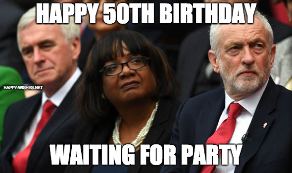 waiting for party birthday meme