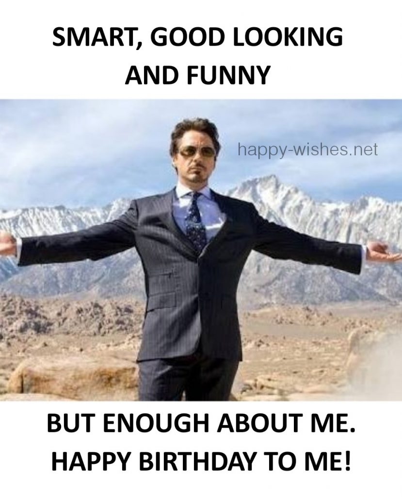 30+ Best Happy Birthday To Me Memes & Funny Images